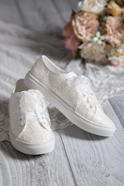 Braut Sneaker Nicki