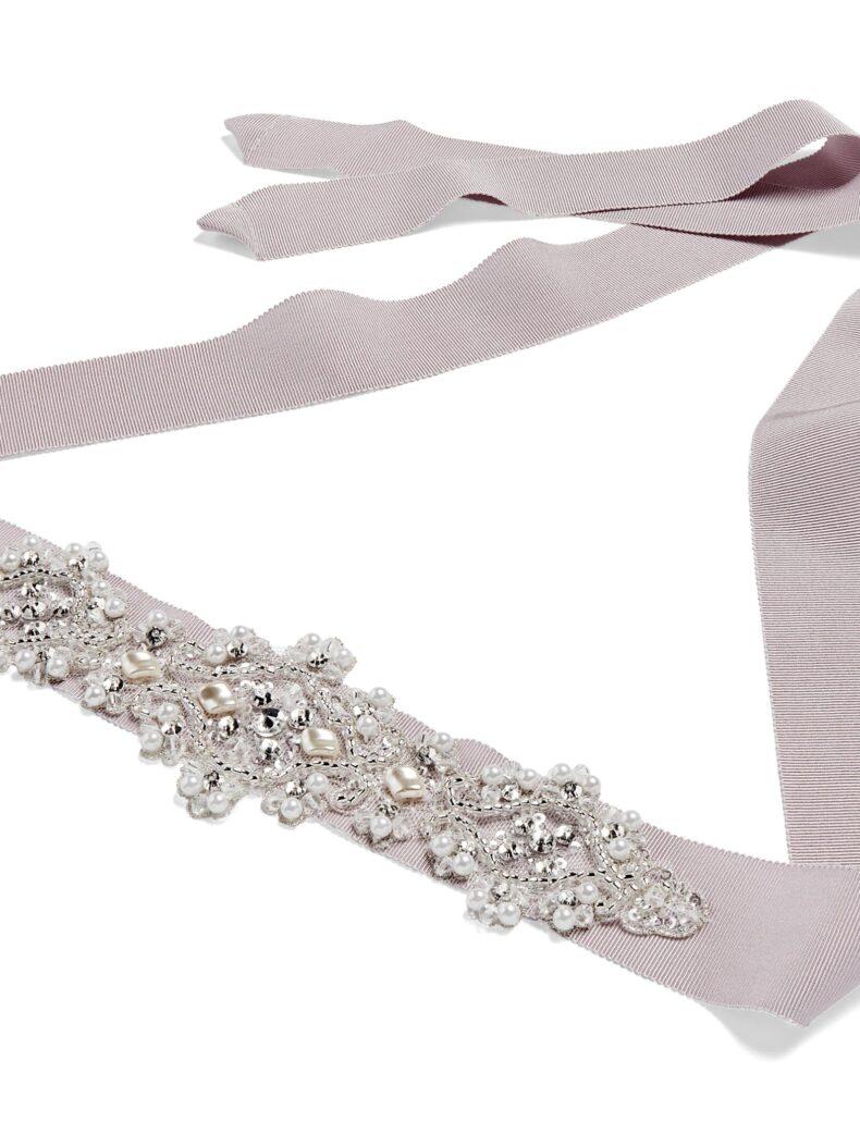 Brautgürtel von LILLY rosé