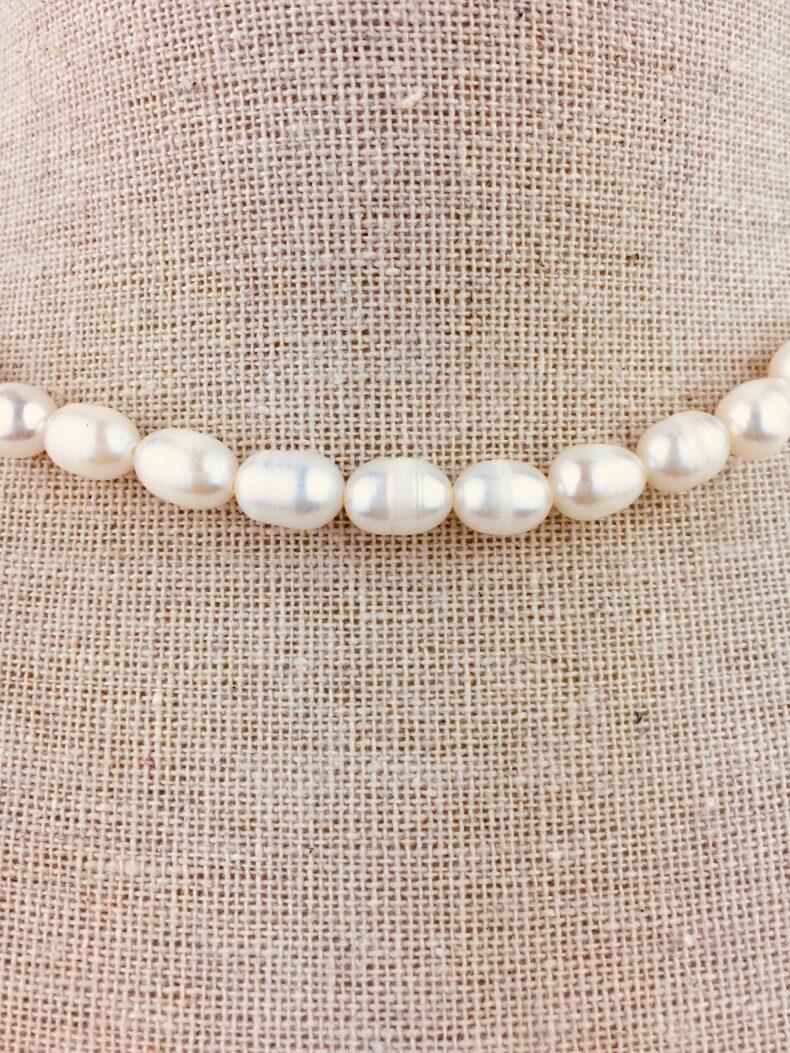 Halskette Perlen 2