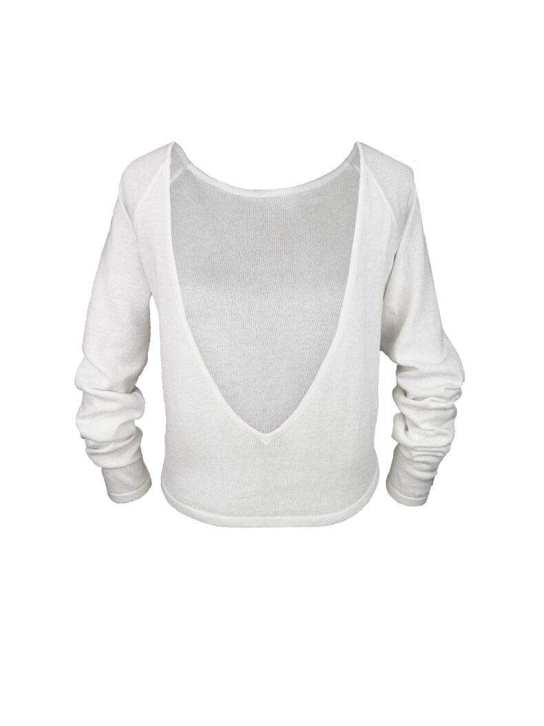 #be beautiful Pullover mit V-Ausschnitt